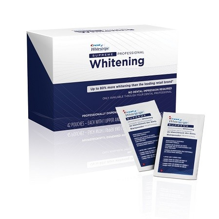 Crest Supreme White Strips
