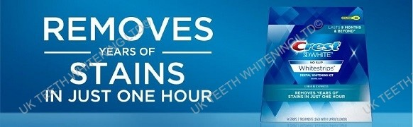 Crest 1 Hour Express White Strips