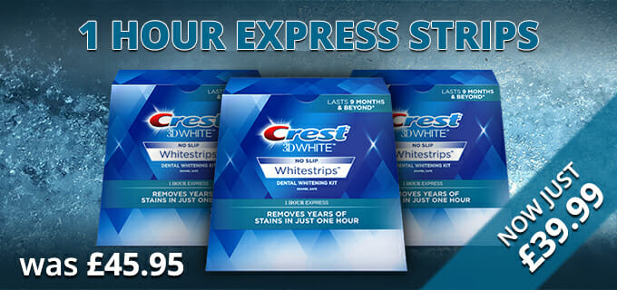 Crest White Strips Uk 3d Luxe Professional Effects Teeth Whitening